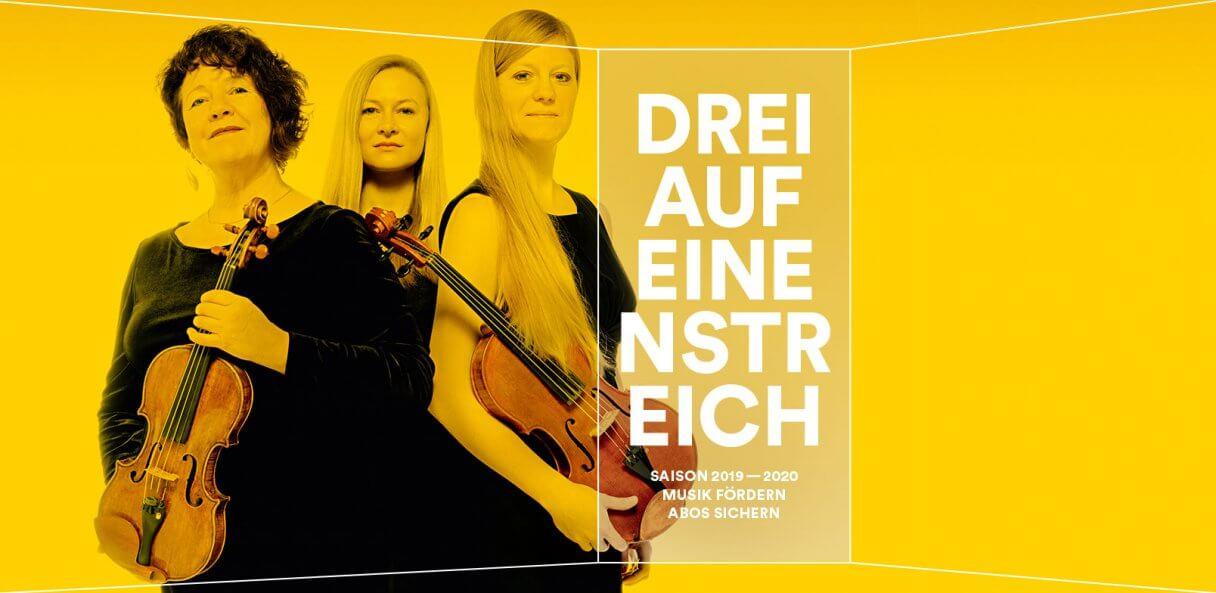 Abonnements Münchner Symphoniker
