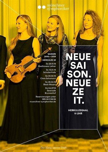 Plakat Bratschen