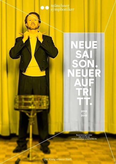 Plakat Trommel