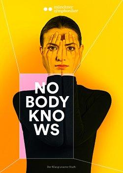 Programmheft Nobody Knows