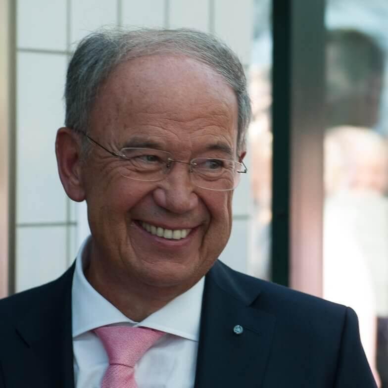 Harald Strötgen, Vorstandsvorsitzender